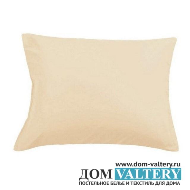 Наволочки Valtery NC-02 бежевые (размер 50х70 см)