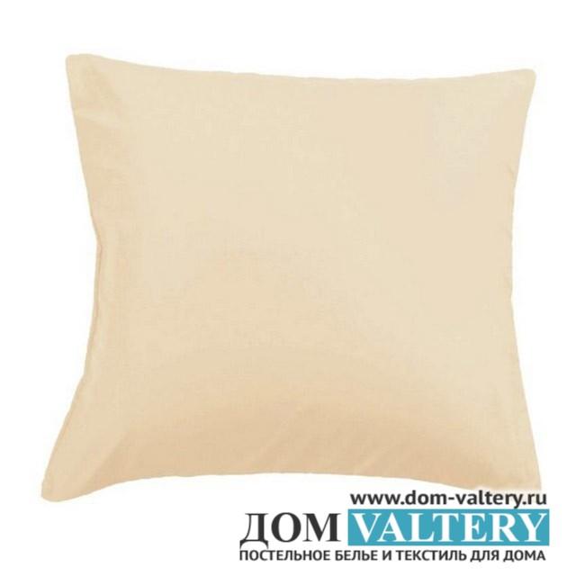 Наволочки Valtery NC-02 бежевые (размер 70х70 см)