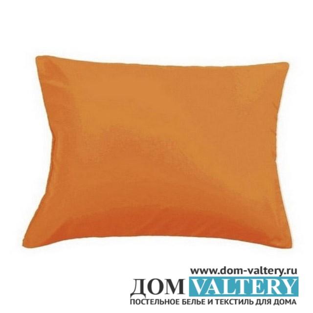 Наволочки Valtery NC-08 оранжевые (размер 50х70 см)