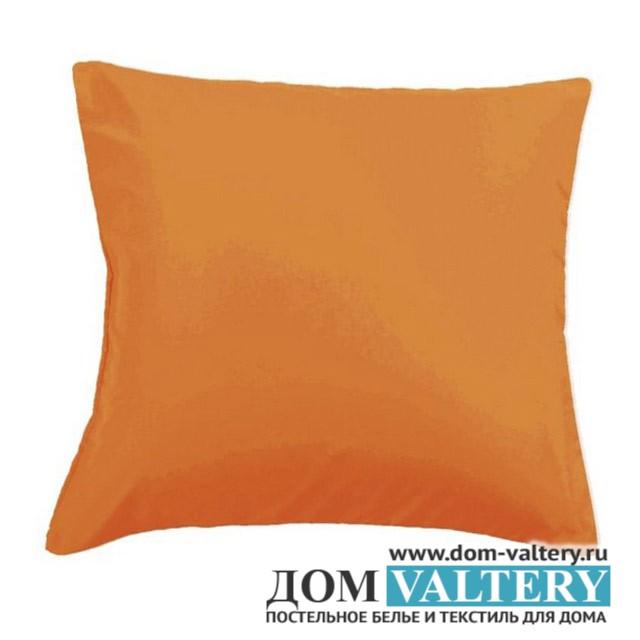 Наволочки Valtery NC-08 оранжевые (размер 70х70 см)