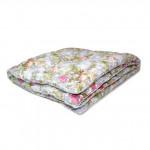 Одеяло бамбук классическое цветное (размер 200х220 см)