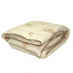 Одеяло верблюжья шерсть ЛЮКС (размер 200х220 см)