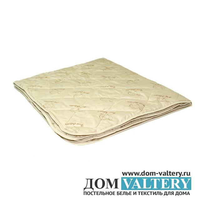 Одеяло верблюжья шерсть микрофибра облегченное (размер 140х205 см)