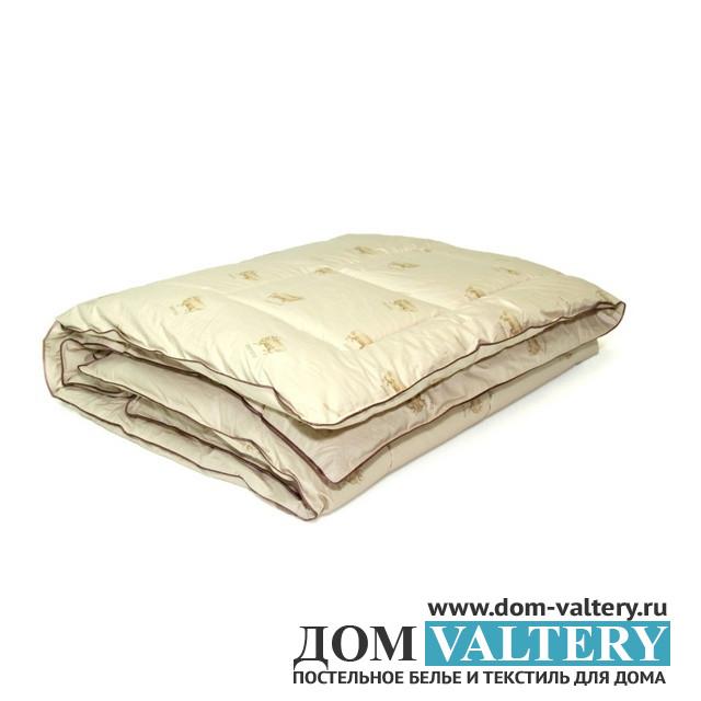 Одеяло Овечья шерсть ЛЮКС (размер 140х205 см)