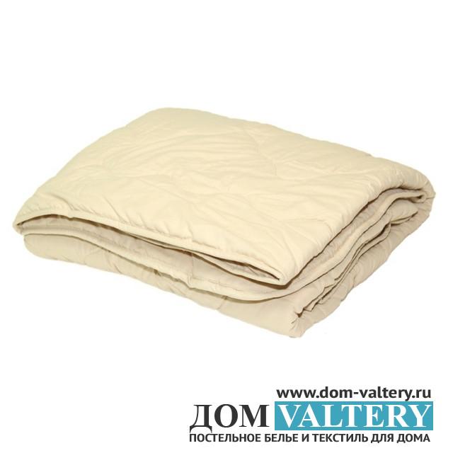 Одеяло Овечья шерсть микрофибра облегченное (размер 140х205 см)