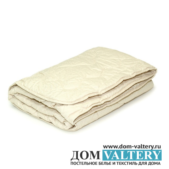 Одеяло ватное ЛЮКС облегченное (размер 140х205 см)