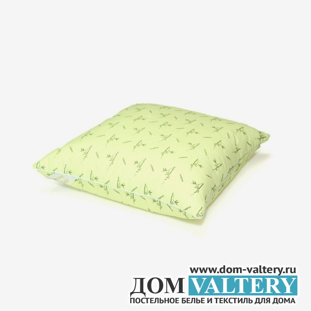 Подушка бамбук классика цветная (размер 70х70 см)