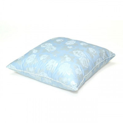 Подушка лебяжий пух ЭКО (размер 70х70 см)