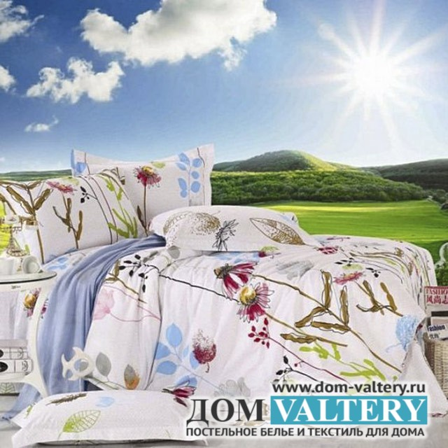 Постельное белье Valtery П-35 (размер евро)