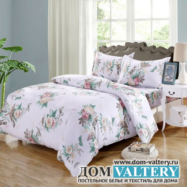 Постельное белье Valtery AP-01 (размер 2-спальный)