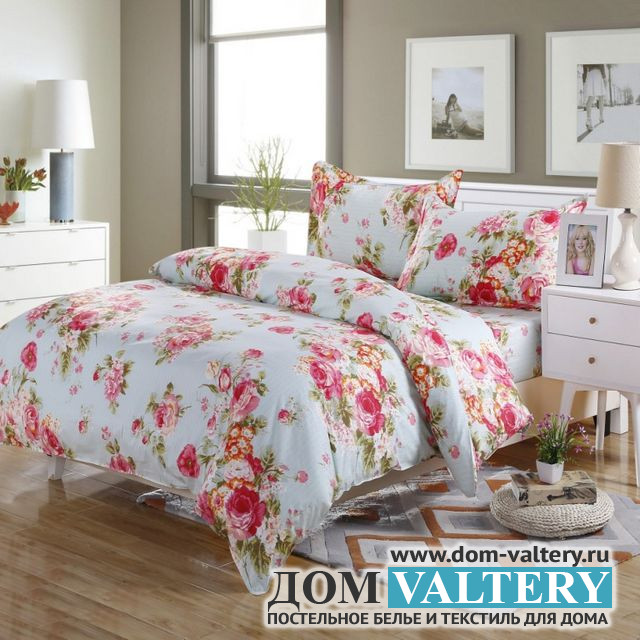 Постельное белье Valtery AP-04 (размер 2-спальный)