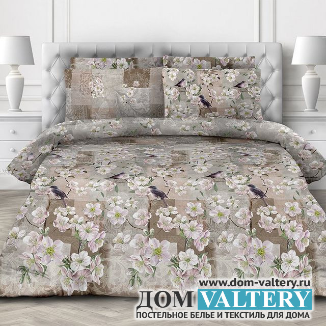 Постельное белье Valtery AP-63 (размер 1,5-спальный)