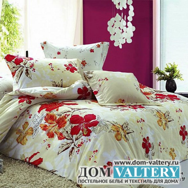 Постельное белье Valtery C-123 (размер 1,5-спальный)