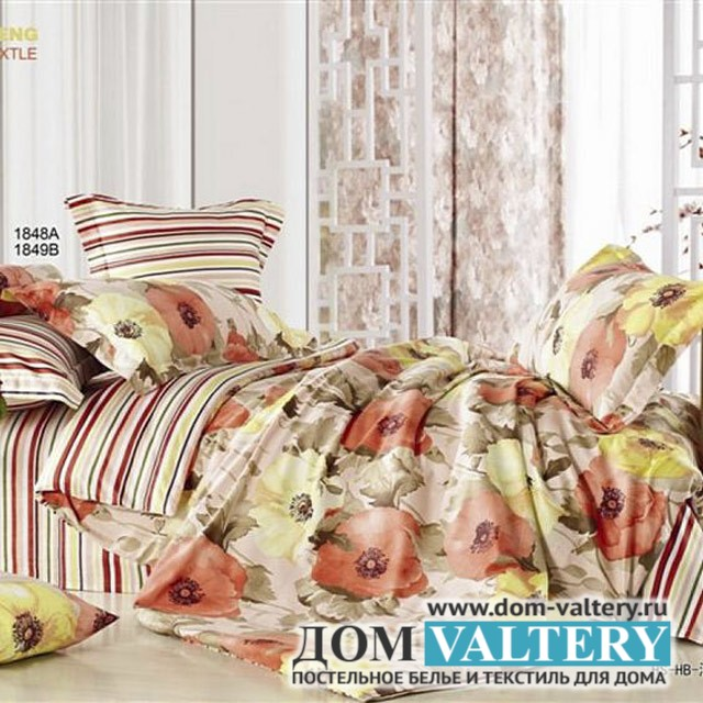 Постельное белье Valtery C-128 (размер 1,5-спальный)