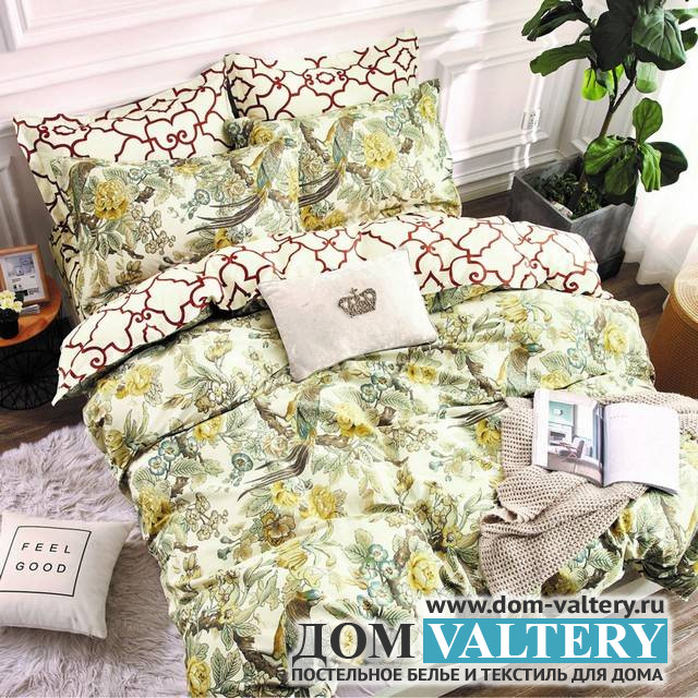 Постельное белье Valtery C-302 (размер 1,5-спальный)