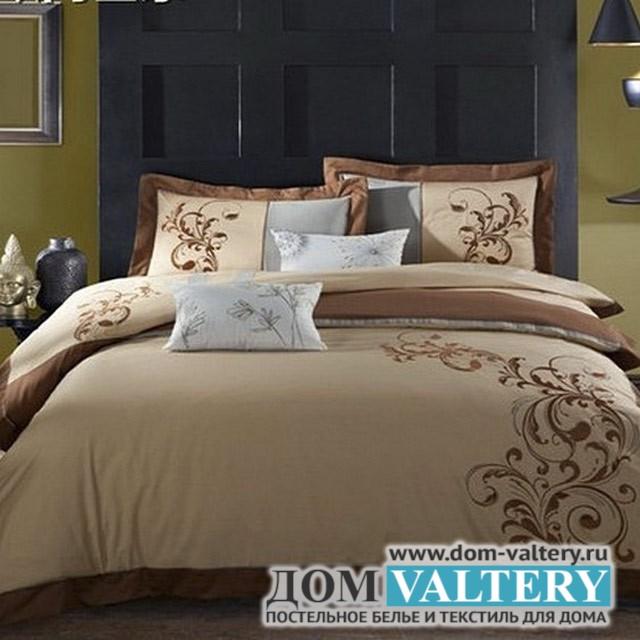 Постельное белье Valtery 100-61 (размер семейный)