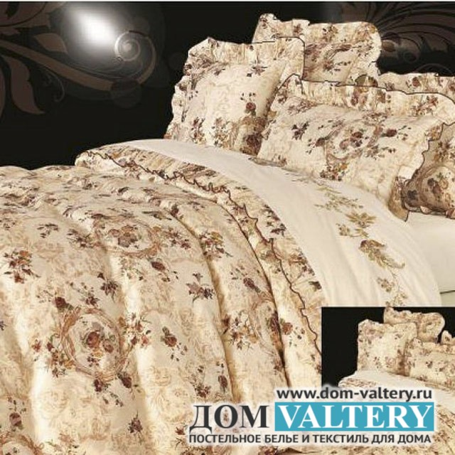 Постельное белье Valtery 110-39 (размер семейный)