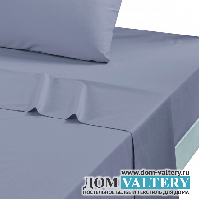 Простыня сатин Valtery PRC-50 классическая (220х240 см)