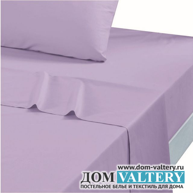 Простыня сатин Valtery PRC-56 классическая (240х260 см)